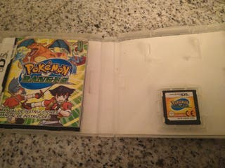 Pokémon rangers Nintendo DS