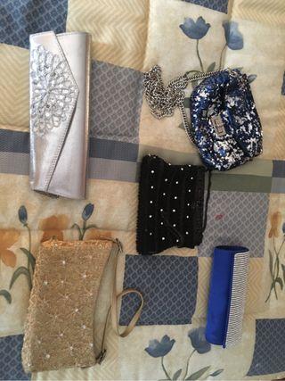 4 bolsos fiesta bodas