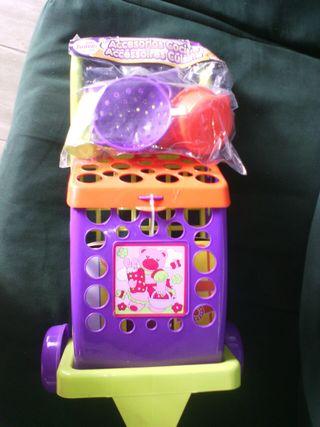 juguetes nuevos accesorio cocina