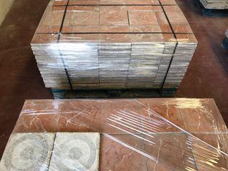 Perfil de materialesantiguos a en madrid for Suelo hidraulico antiguo