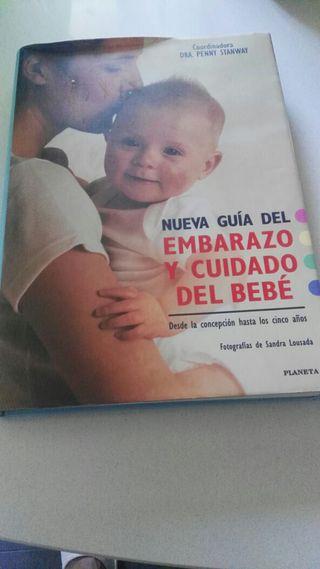Libro guía embarazo y cuidado del bebé