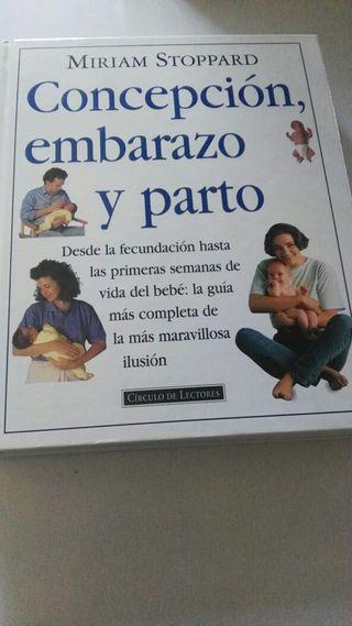 Libro Concepción, embarazo y parto
