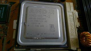 procesadores y placas base compatible AMD