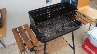 Asador para churras quito