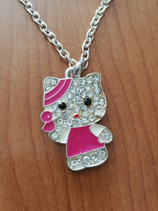 Collar Hello Kitty Nuevo