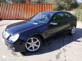 Mercedes-Benz Clase c sport coupé