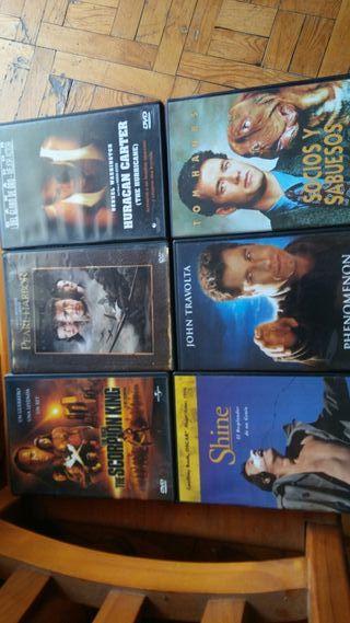 Lote de películas