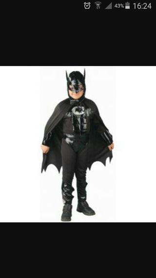 Disfraz batman 10 años