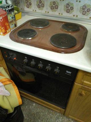 horno y placa