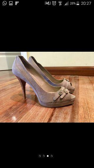 Zapatos Zara talla 36