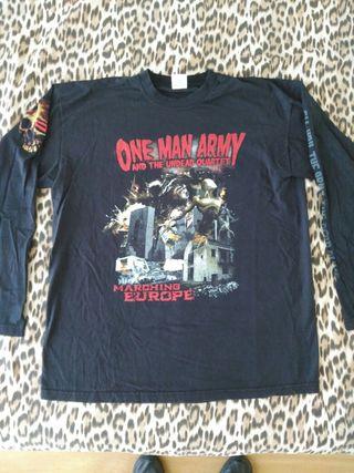 One Man Army shirt M