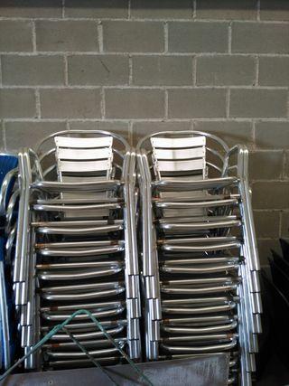10 ud silla de pl stico de segunda mano por 10 en for Wallapop tarragona muebles