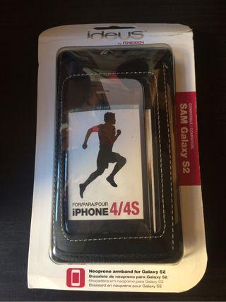Brazalete iphone 4 running