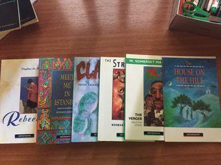 Libros inglés (diferentes niveles)