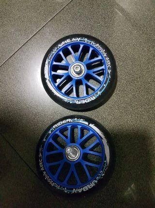 ruedas patinete