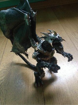 Dragon mega block