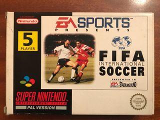 FIFA Soccer (SNES)