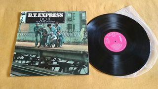 Disco Vinilo B.T. Express Do it 'Til You're Satisf