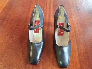 Zapatos piel mujer sin estrenar marca Platino