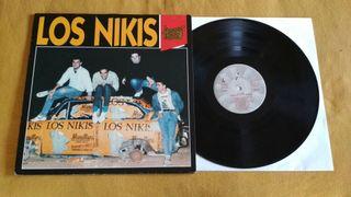 Disco vinilo Los Nikis