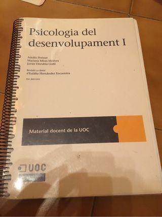 Psicologia del desenvolupamen1