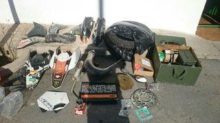 Ktm exc 200 2008
