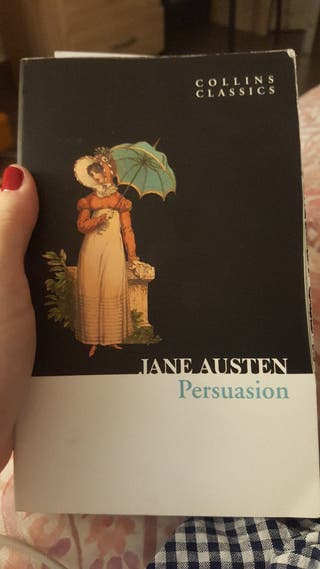 libro jane austen en ingles