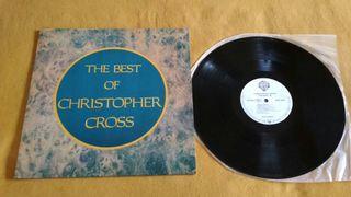 Disco Vinilo Christopher Cross The Best