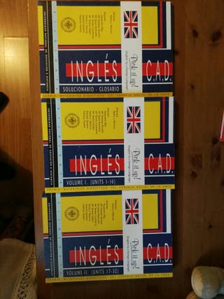 LIBROS INGLES UNED