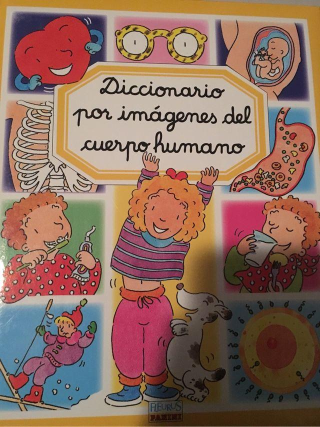 Diccionario cuerpo humano de segunda mano por 9 € en San Sebastián ...