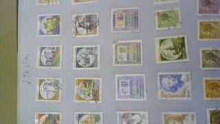 sellos de todo el mundo