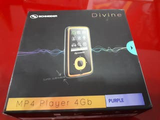 MP4 player 4GB Schneider