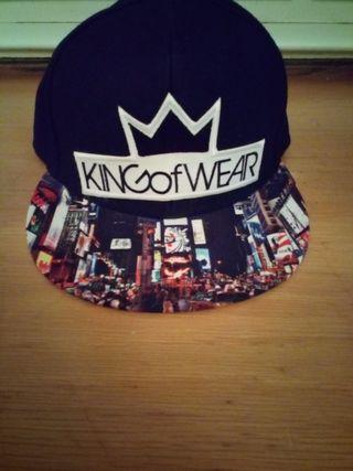 Gorra King of Wear