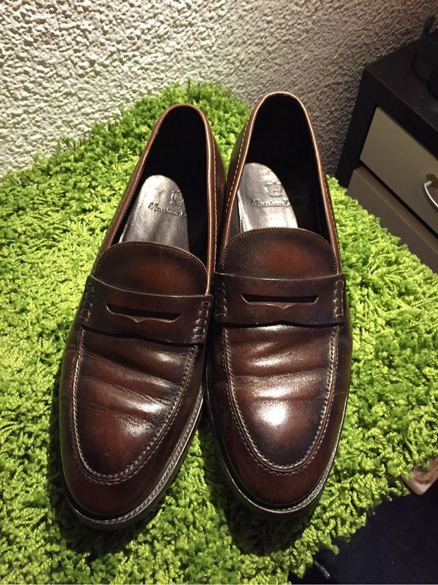 Zapatos massimo dutti 44