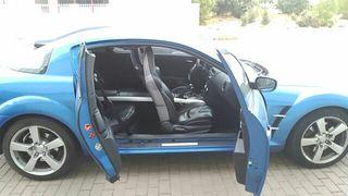 coche mazda RX-8