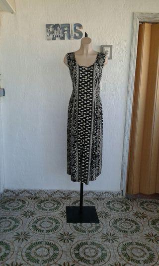 Vestido largo talla G