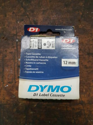 Cinta etiquetadora Dymo D1