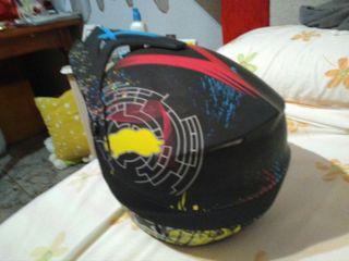casco de cros