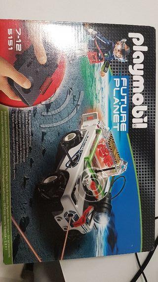 Playmobil Future Planet.