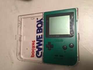 Consola nintendo game boy pocket