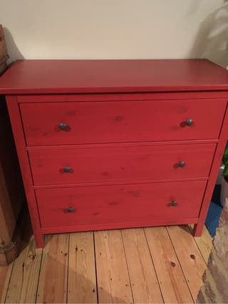 Chest of drawers Hemnes IKEA