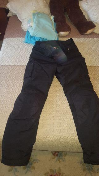 pantalon alpinestars moto chica talla s