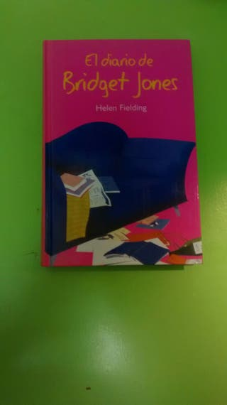 """Libro """"El diario de Bridget Jones"""""""