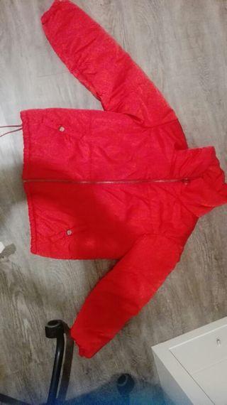 chaqueta puffy de stradivarius