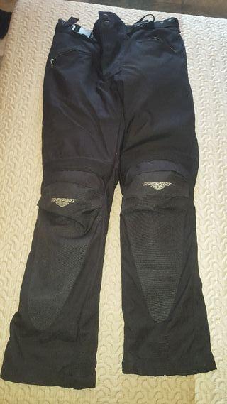 pantalon cordura moto