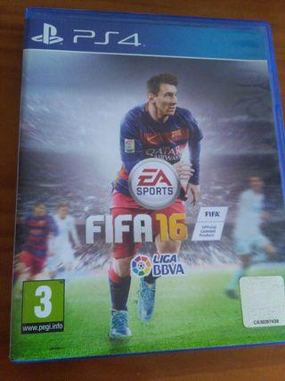 Fifa 16 para PS4 Edición Messi