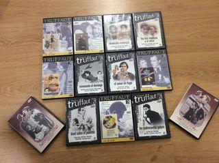 François Truffaut Películas