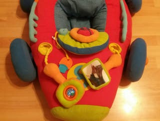 Coche bebé sillón