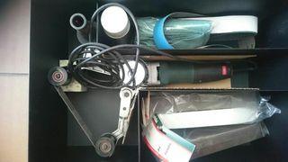 Lijadora de cinta para tubos