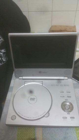 dvd no funciona dejo funcionar solo